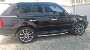 Land Rover Range Rover Sport 2009 HSE 4x4 (4.4L 8cyl 6A) Black | Cars for sale in Lagos State, Lekki