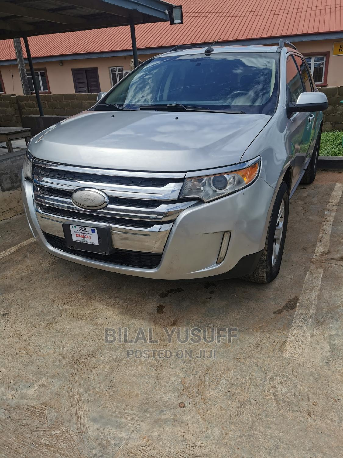 Archive: Ford Edge 2013 SE 4dr FWD (3.5L 6cyl 6A) Silver