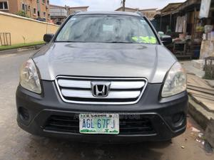 Honda CR-V 2005 2.0i ES Brown | Cars for sale in Lagos State, Ogba