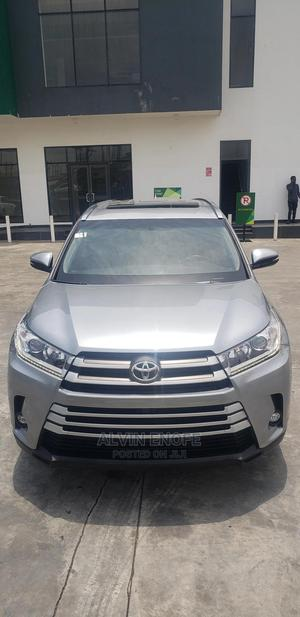 Toyota Highlander 2014 Gray | Cars for sale in Lagos State, Gbagada