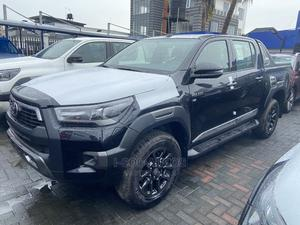 New Toyota Hilux 2021 Black | Cars for sale in Lagos State, Ajah