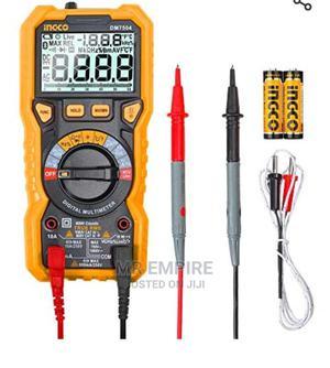INGCO Digital Multimeter   Measuring & Layout Tools for sale in Lagos State, Lagos Island (Eko)