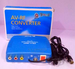 AV - RF Converter   Accessories & Supplies for Electronics for sale in Lagos State, Ojo