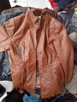 London Used High Quality Leather Jacket Available for Sale   Clothing for sale in Abuja (FCT) State, Mararaba
