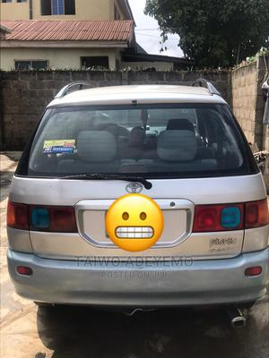 Toyota Picnic 1999 2.0 FWD Silver   Cars for sale in Lagos State, Ikotun/Igando