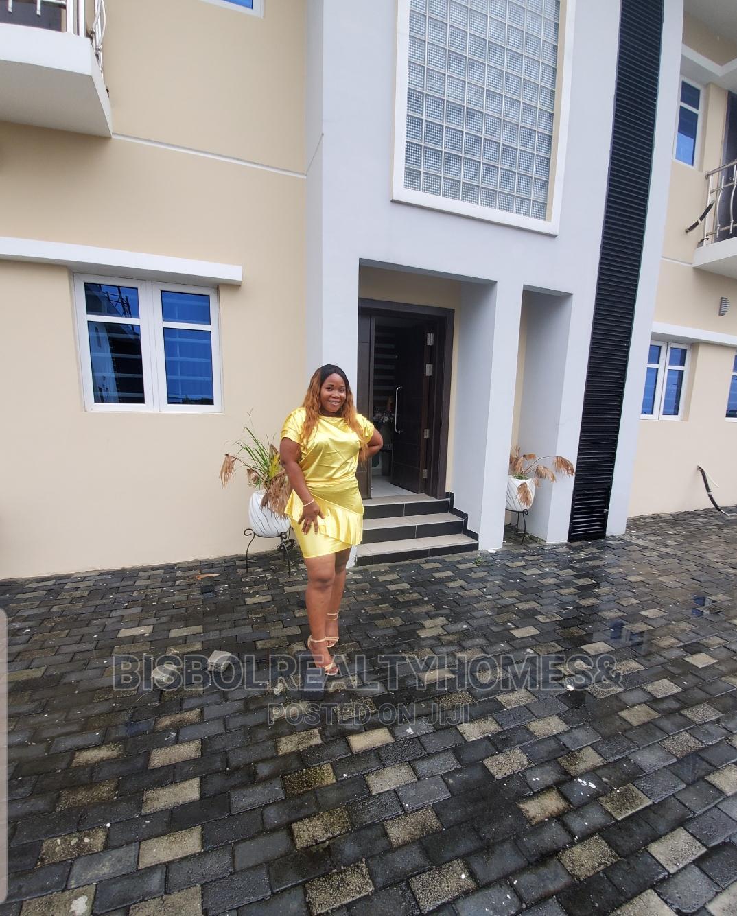4bdrm Duplex in Flourish Estate, Sangotedo for Sale
