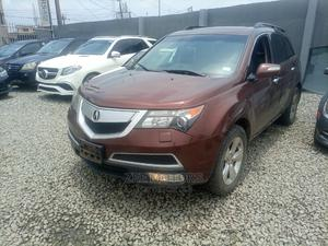 Acura MDX 2011 Brown   Cars for sale in Lagos State, Ikeja