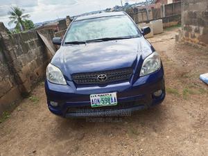 Toyota Matrix 2006 Blue | Cars for sale in Oyo State, Ibadan