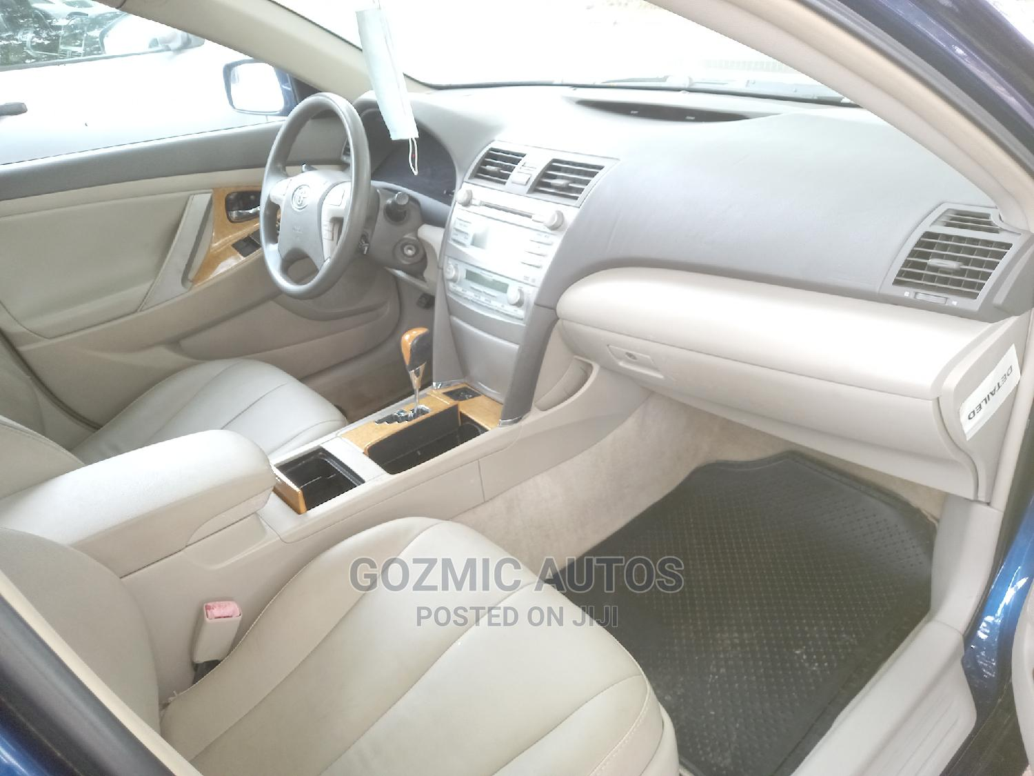 Toyota Camry 2007 Blue   Cars for sale in Amuwo-Odofin, Lagos State, Nigeria