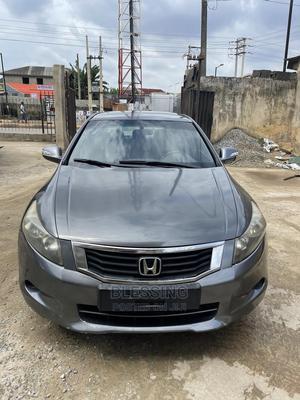 Honda Accord 2008 Gray | Cars for sale in Lagos State, Ikotun/Igando