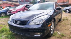 Lexus ES 2004 300 Black | Cars for sale in Lagos State, Isolo