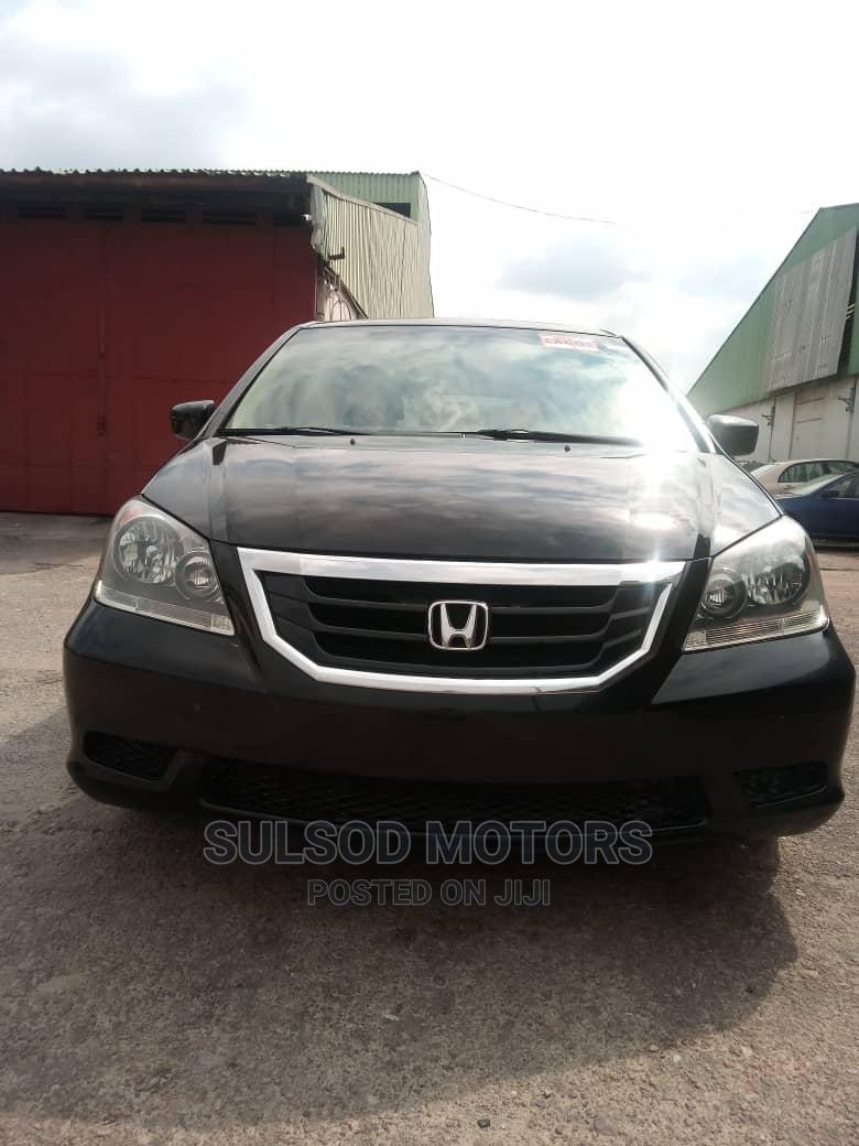 Honda Odyssey 2008 EX-L Black