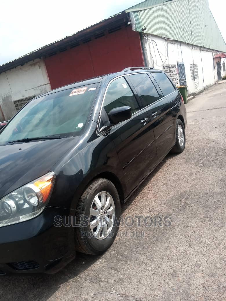 Honda Odyssey 2008 EX-L Black | Cars for sale in Mushin, Lagos State, Nigeria