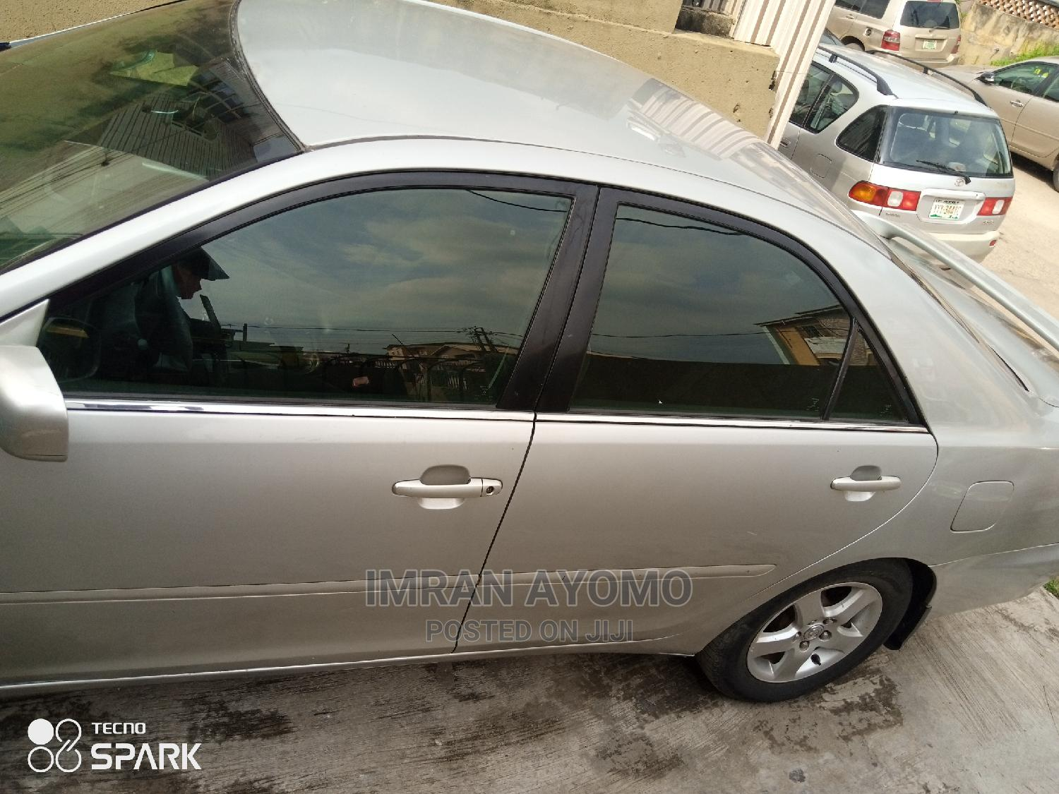 Archive: Toyota Camry 2005 Silver