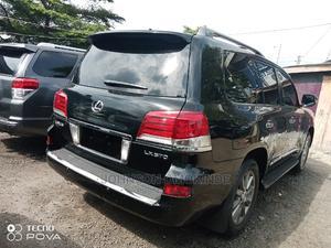 Lexus LX 2013 570 AWD Black | Cars for sale in Lagos State, Apapa