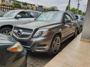 Mercedes-Benz GLK-Class 2013 350 4MATIC Gray   Cars for sale in Lagos State, Ikeja