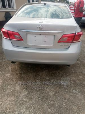 Lexus ES 2011 350 Silver | Cars for sale in Lagos State, Alimosho