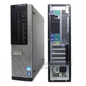 Desktop Computer Dell OptiPlex 7760 4GB Intel Core I5 HDD 500GB | Laptops & Computers for sale in Lagos State, Yaba