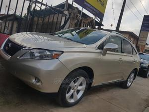 Lexus RX 2011 Gold | Cars for sale in Lagos State, Ikeja