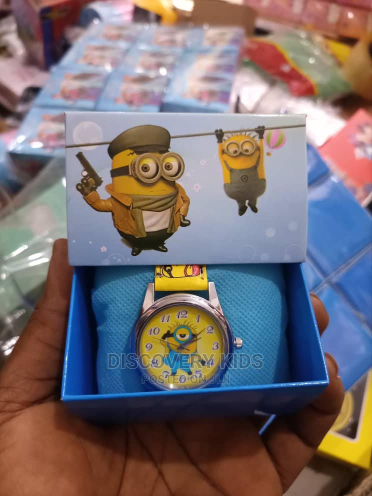 Character Watch for Kids Party Packs 12pcs