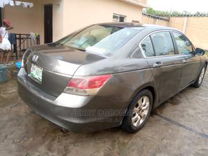 Honda Accord 2008 2.0 Comfort Gray | Cars for sale in Imo State, Owerri