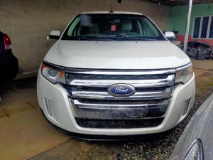 Ford Edge 2015 White | Cars for sale in Lagos State, Ogudu
