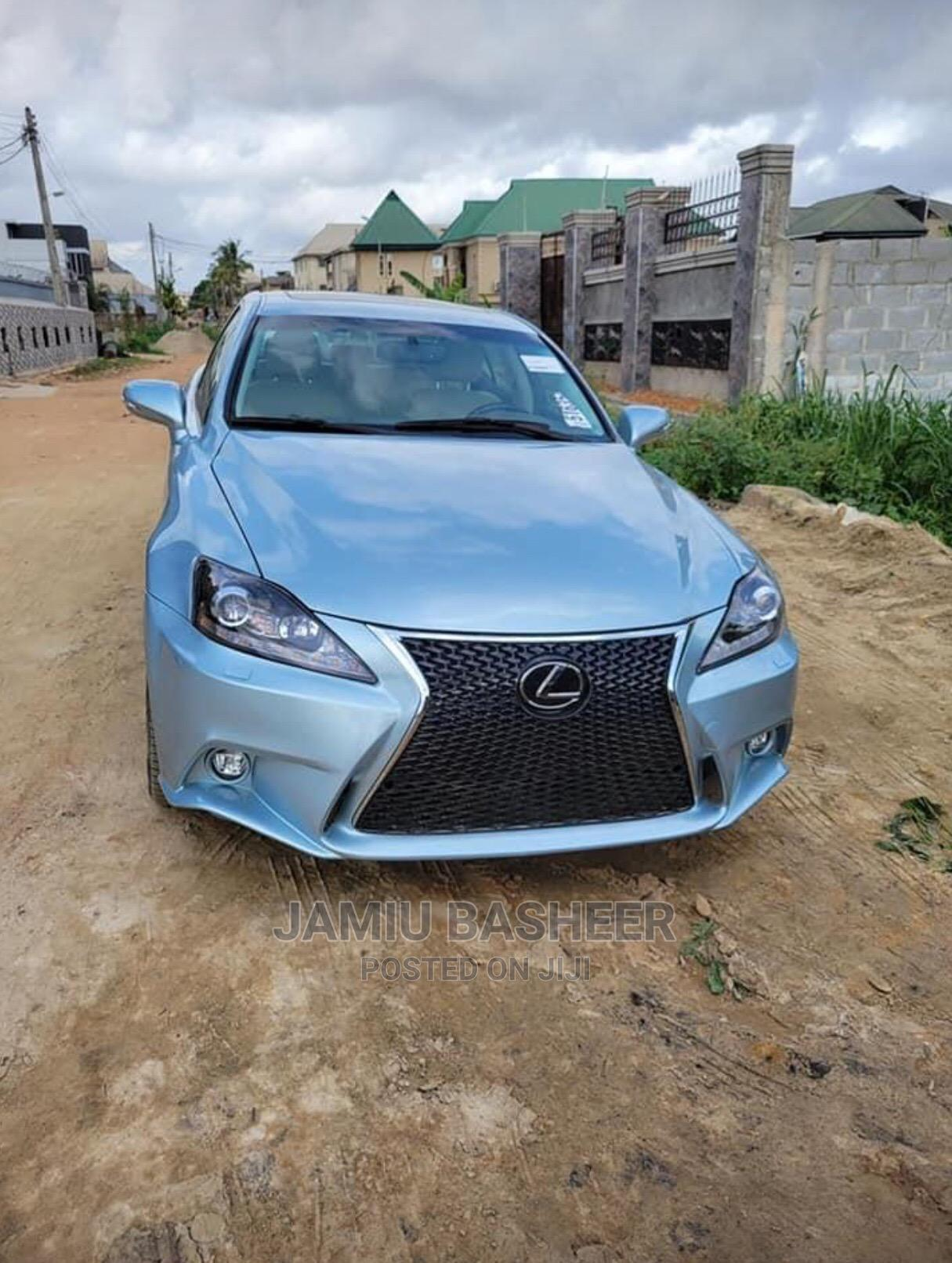 Lexus IS 2012 250 Blue   Cars for sale in Alimosho, Lagos State, Nigeria