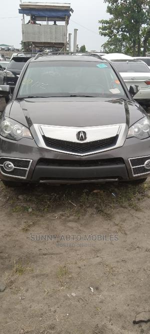 Acura RDX 2012 SH-AWD Gray | Cars for sale in Lagos State, Apapa