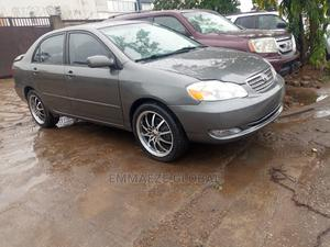 Toyota Corolla 2007 Gray | Cars for sale in Lagos State, Isolo