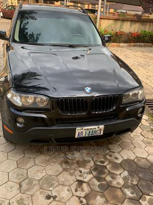 BMW X3 2008 3.0D Automatic Black | Cars for sale in Abuja (FCT) State, Gwarinpa