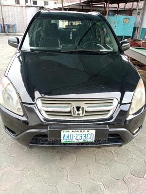 Honda CR-V 2005 Automatic Black   Cars for sale in Rivers State, Port-Harcourt