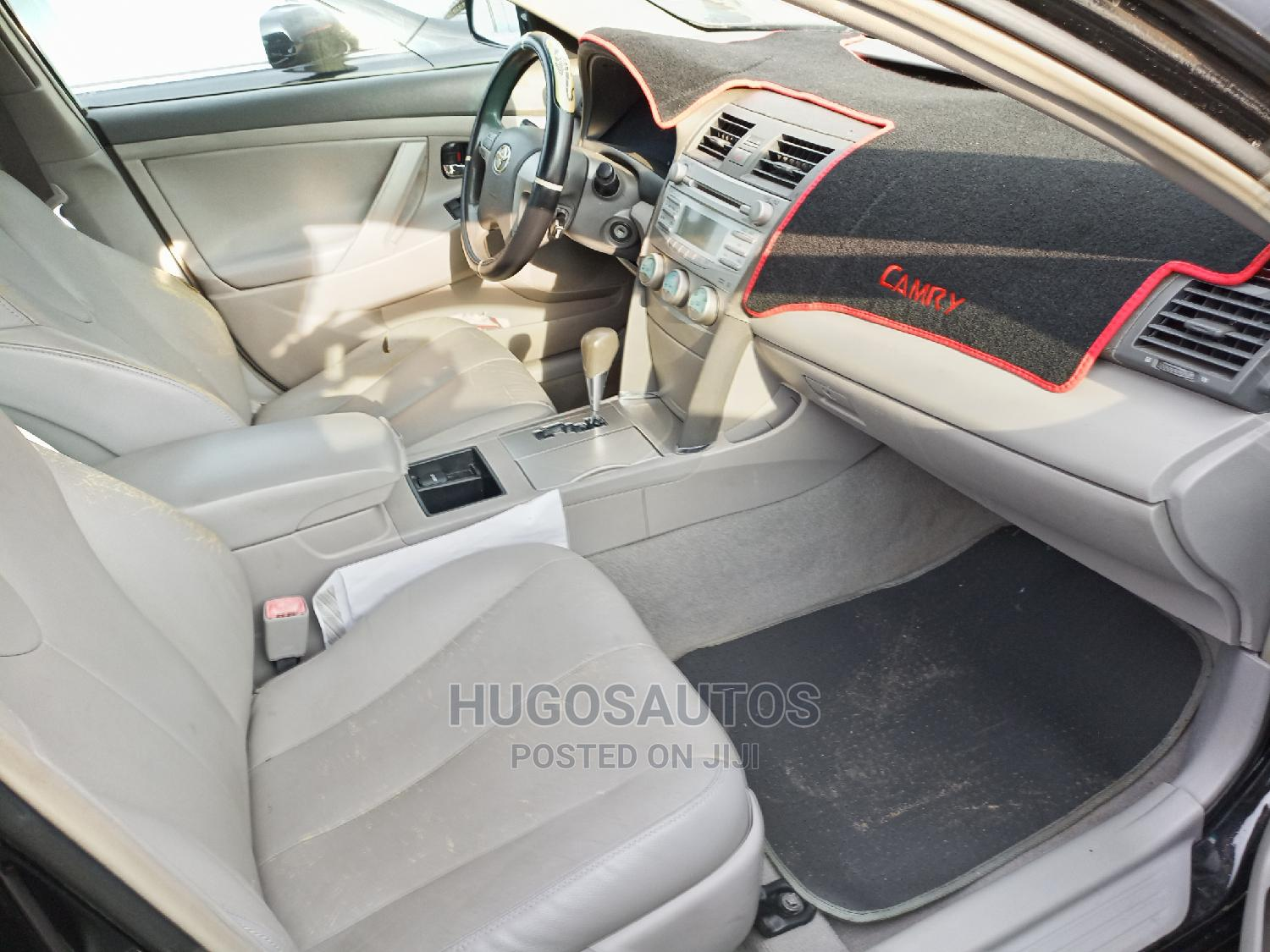 Toyota Camry 2008 Black   Cars for sale in Port-Harcourt, Rivers State, Nigeria