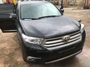 Toyota Highlander 2013 Limited 3.5l 4WD Black | Cars for sale in Edo State, Benin City