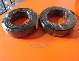 2pcs Rg56 Coaxial Cable(Small) | Accessories & Supplies for Electronics for sale in Lagos State, Ojo