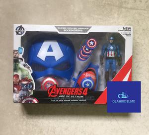 Super Hero Mask and Figure   Toys for sale in Lagos State, Apapa