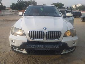 BMW X5 2009 White | Cars for sale in Abuja (FCT) State, Garki 2