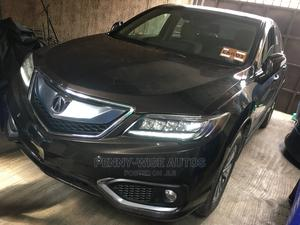 Acura RDX 2016 Brown   Cars for sale in Lagos State, Surulere