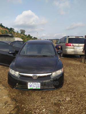 Honda Civic 2008 1.4 Black   Cars for sale in Abuja (FCT) State, Kurudu