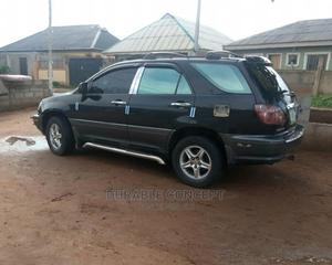 Lexus RX 2000 Black | Cars for sale in Lagos State, Kosofe