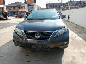 Lexus RX 2010 350 Brown   Cars for sale in Lagos State, Ikeja