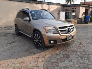 Mercedes-Benz GLK-Class 2012 350 4MATIC Gold | Cars for sale in Lagos State, Ikeja