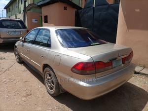 Honda Accord 2001 Gold | Cars for sale in Lagos State, Alimosho