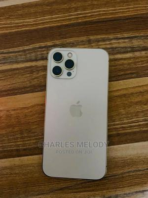 Apple iPhone 12 Pro Max 128 GB Gold | Mobile Phones for sale in Lagos State, Shomolu