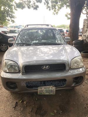 Hyundai Santa Fe 2005 Silver | Cars for sale in Abuja (FCT) State, Gudu