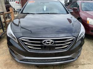 Hyundai Sonata 2017 Black | Cars for sale in Lagos State, Ikeja