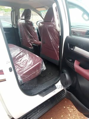 New Toyota Hilux 2020 White | Cars for sale in Abuja (FCT) State, Kubwa