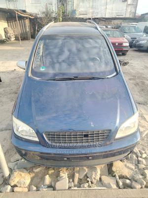 Opel Zafira 2006 Blue | Cars for sale in Lagos State, Amuwo-Odofin