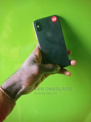 Apple iPhone X 64 GB Black   Mobile Phones for sale in Oyo State, Ibadan