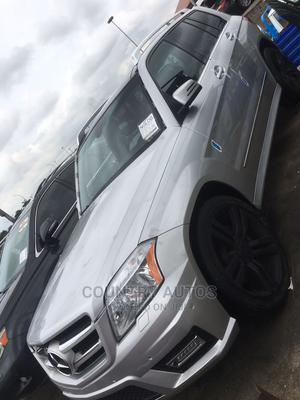 Mercedes-Benz GLK-Class 2012 350 4MATIC Silver | Cars for sale in Lagos State, Apapa