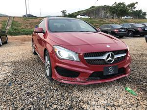 Mercedes-Benz CLA-Class 2014 Red   Cars for sale in Abuja (FCT) State, Gwarinpa